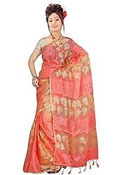 Indian Fashionista Exclusive Branded Sari, Panpatti Ton to Ton Net Zari Material All Over Zallar Pallu Fancy Saree with Meti Blouse Piece