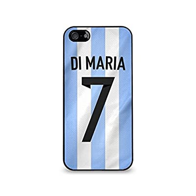 Angel Di Maria - Argentina Iphone 4/4S Hard Plastic Case