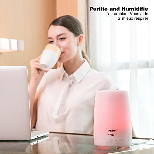 Diffusore di oli essenziali 300 ml innoo tech trois me generazione del diffusore aromatico - Diffusore oli essenziali fatto casa ...