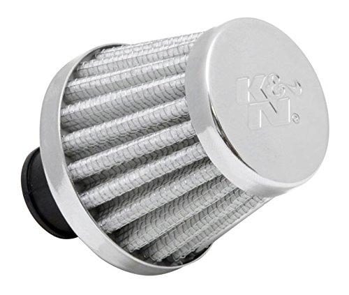 K N Filter & 62-1600WT-L Luftfilter °/° Abluftstutzen