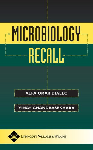 Microbiology Recall (Recall Series) front-845767