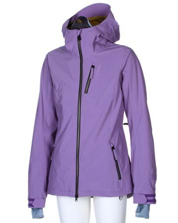Volcom Wmn Omega Violet Stretch Jacke - Color:Wildflower - Talla:S - 2013