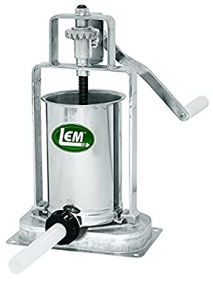 LEM Products 607 Vertical Sausage Stuffer (15-Pound)