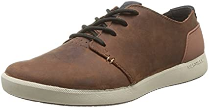 Merrell Freewheel Lace, Chaussons Sneaker Homme - Marron (copper), 43.5 EU