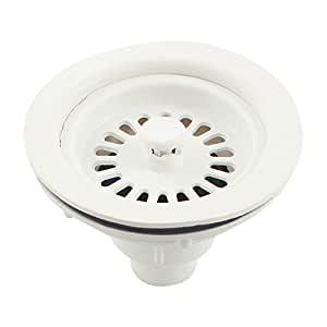 Plastic Wash Basin Sink : Amazon.com: Plastic Kitchen Wash Basin Drain Stopper Sink Strainer ...