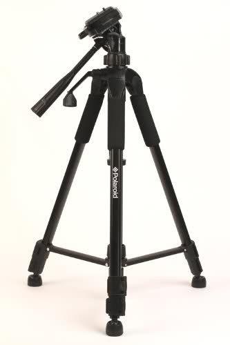 Polaroid PLTRI57  57-Inch Tripod (Black)