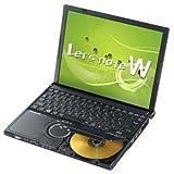 パナソニック レッツノートW8(Core2Duo超低電圧版SU9400、Vista Business 、無線LAN) CF-W8GWJCJR
