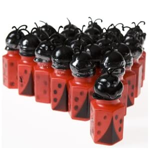 Click to buy Ladybug Bubble Bottlesfrom Amazon!