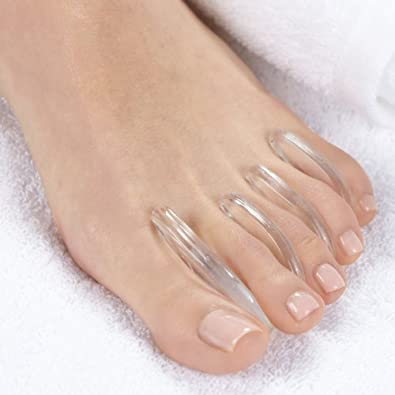 Amazon.com: FootSmart Expert Essentials Gel Toe Separators, Set of 8