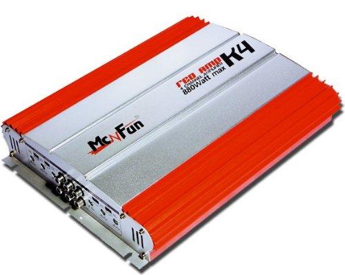 880W Auto Car Hifi Verstärker Endstufe Amplifier