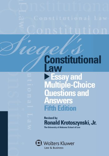 essay constitutional law
