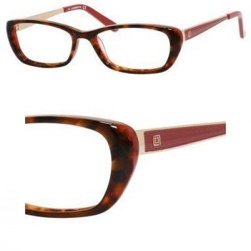 LIZ CLAIBORNE Eyeglasses 600 0EE3 Tortoise Fuchsia