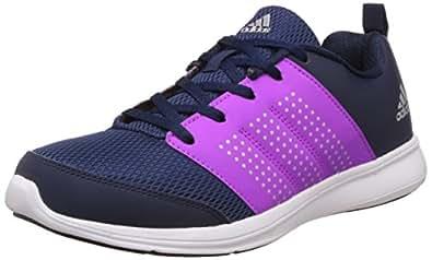 adidas Women's Adispree W Conavy, Shopur and Silvmt Running Shoes - 4 UK/India (36.7 EU)