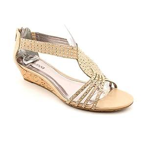 Alfani Women's Genesis Wedge Sandals Shoes Open Toe Size 10m
