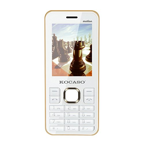 Kocaso Motion One 2G Dual SIM Smartphone - Unlocked - Gold