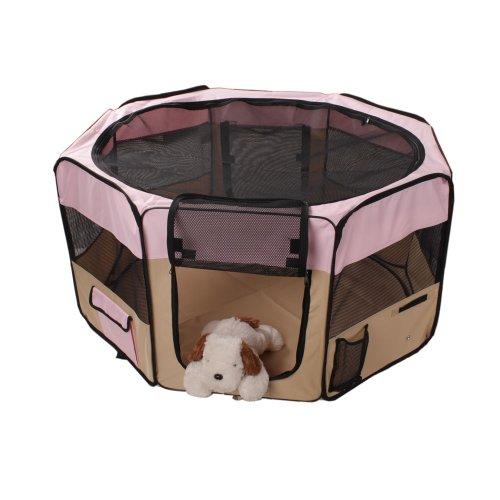 Soft Pet Playpen front-1038167