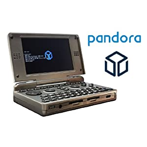 Pandora Open Source 1GHz Edition