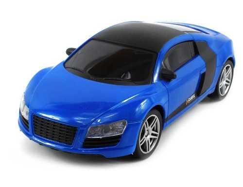 Audi R8 Electric Rc Car Xclusive Motorworks 1:24 Scale Ready To Run (Colors May Vary)
