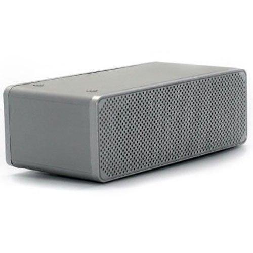 Urge Basics Dropnplay Wireless Speaker-Retail Packaging - Silver