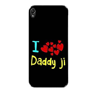 Vibhar printed case back cover for Sony Xperia Z2 DaddyJi