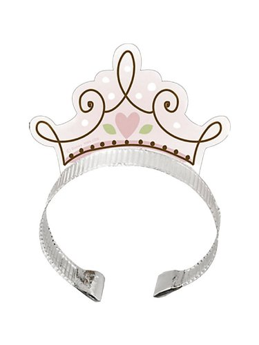 Hallmark Unisex Adult Disney Cinderella Dreamland Tiaras (4) Black Medium