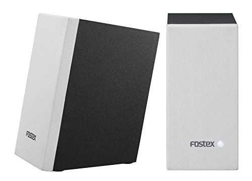FOSTEX パーソナル・アクティブスピーカー・システム PM0.1(W)