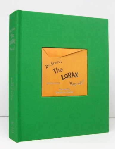 The Lorax Pop-up (Limited Edition)