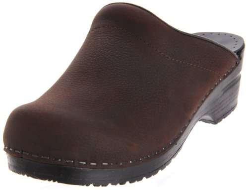 Sanita Women's Original Sonja Benthe Open Antique Brown Casual 450247/78 7 UK, 40 EU