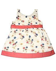 Babeezworld Gilrs' Dress (6-12 Months)