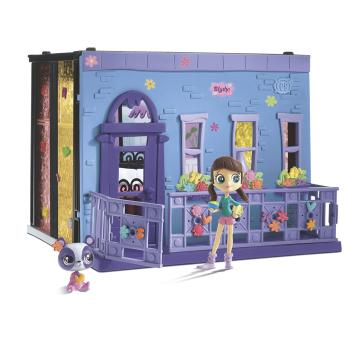 amazon com littlest pet shop blythe bedroom style set
