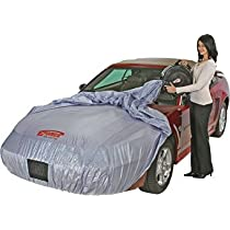 EZ Car Cover Medium - Black