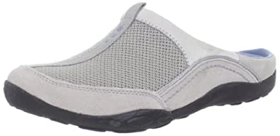 Clarks Women's Clarks Haley Jay Clog,Grey,5.5 M US