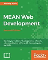 MEAN Web Development, 2nd Edition Front Cover