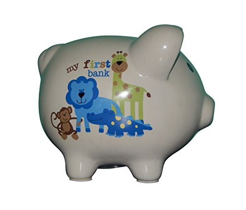 Tender Kisses My First Piggy Bank Small - 1