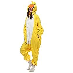 VU ROUL Anime Adult Onesie Pajamas for Women Sleepwear