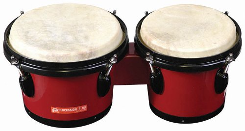 Percussion Pluss 714R Bongo Drum