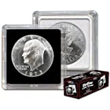 2x2 Coin Snap Holder Large Dollar (38.1mm) Box Of 25