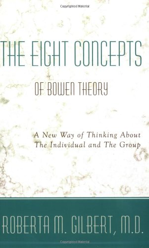 The Eight Concepts of Bowen Theory097635408X : image