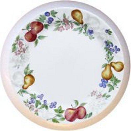 Chutney Decorative Glossy Ceramic Drawer Pull Dresser Knob (Corelle Chutney Dishes compare prices)