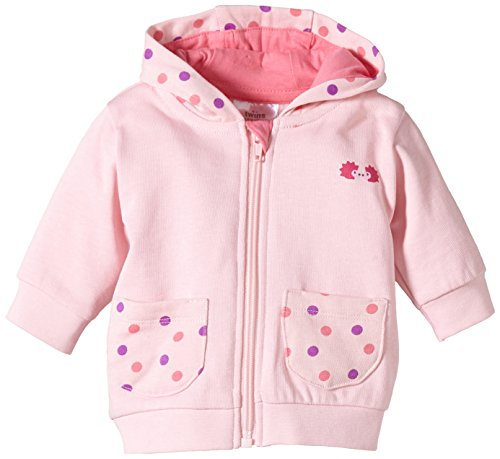 Twins - 113021, Felpa per bimbi, rosa (13-2804 - rosé), Taglia produttore: 92