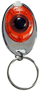 Swiss+Tech ST50041 Micro-Light Ultra Keychain Flashlight with Bright White LED, Key Ring- Assorted Colors