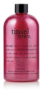 Philosophy Tinsel Town Shower Gel, 16 Ounces