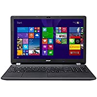 Acer Aspire ES1-512 15.6-inch Notebook (Black) - (Intel Celeron N2840 2.16GHz, 4GB RAM, 500GB HDD, LAN, WLAN, Integrated Graphics, Windows 8.1 )