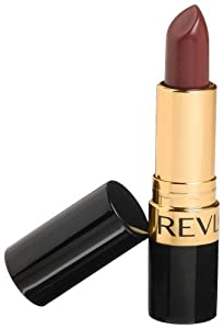 Revlon Super Lustrous Lipstick Creme, Sultry Sable 646, 0.15 Ounce (Pack of 2)