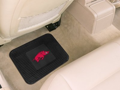 FANMATS 10086 University of Arkansas Razorbacks Rear Vinyl Utility Mat at Amazon.com