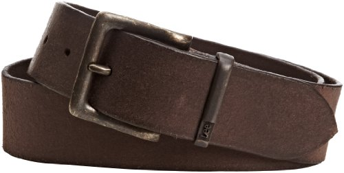 Lee - Cintura, uomo Marrone (Braun (Dark Brown)) 105 cm