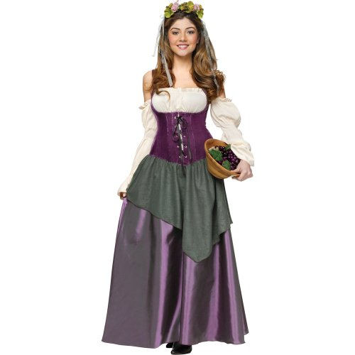 Fun World Women's Tavern Wench Adult Costume