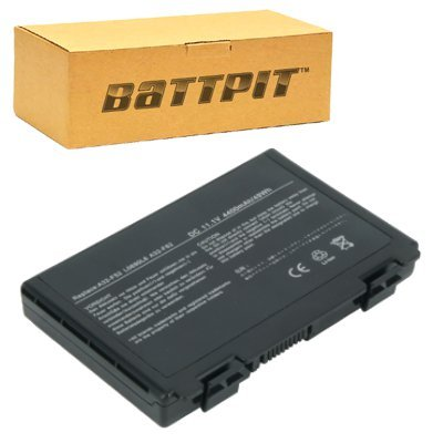 Battpit� Laptop / Notebook Battery Replacement for Asus K50IJ (4400mAh / 48Wh)