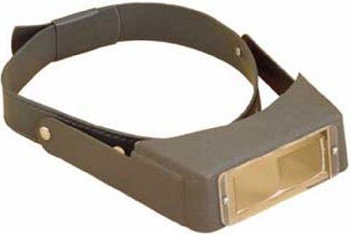 """Peer Binocular Magnifier 6"""" Working Distance 2-3/4X"""