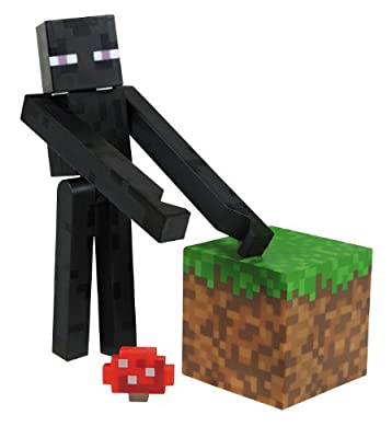 Minecraft 3-inch Enderman Action Figure